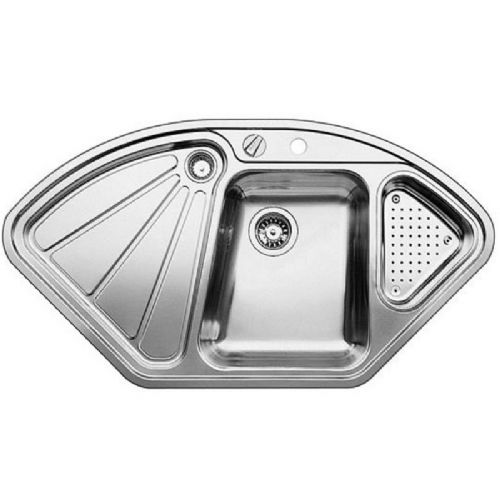 Blanco Delta-IF Stainless Steel Kitchen Sink